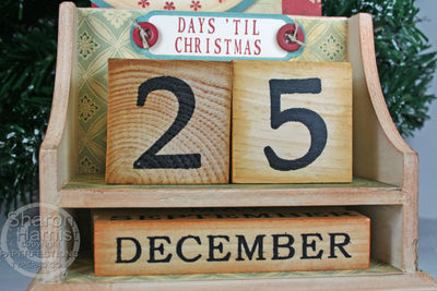 christmas countdown novcmascountblockssh - How Many More Days Until Christmas 2014