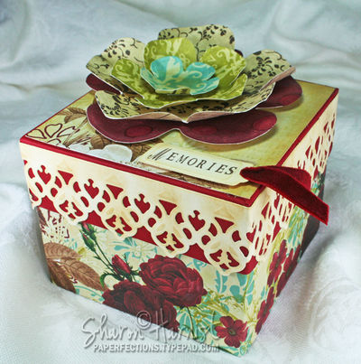 BlogLace MemoryBoxSH