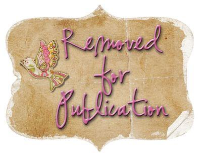 RemovedPublication