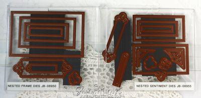 Custom Dies-Frames-Sentiments