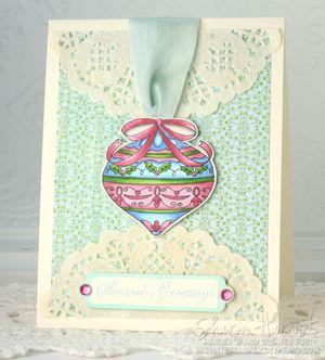 JRC_030 Sharon Ornament