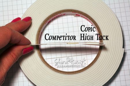 High Tack Foam Tape Comp