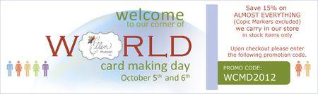 WCMD 2012 Sale Banner 2