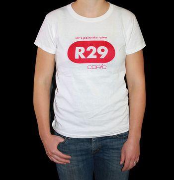 Copic R29 Shirt