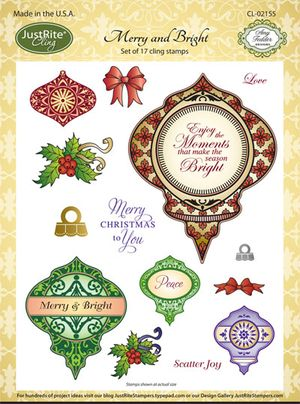 CL-02155 Merry and Bright PKG