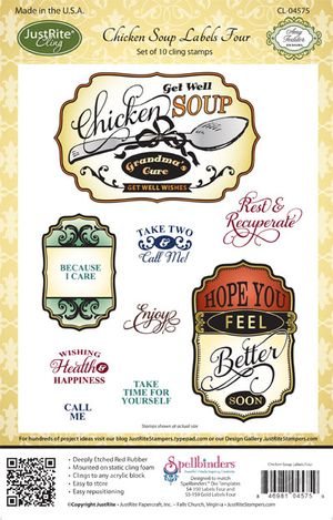 Chicken_Soup_Labels_Four_CL04575
