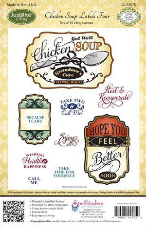 Chicken_Soup_Labels_Four_CL04575