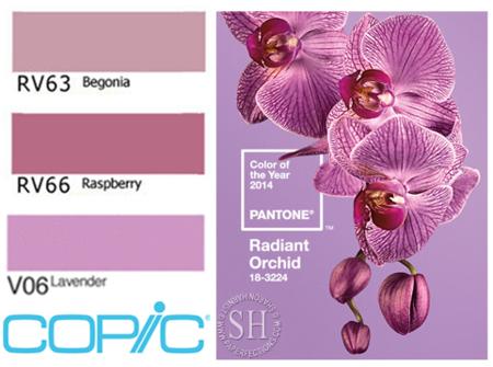 - Copic-Pantone 2014 Colors2-SharonHarnist