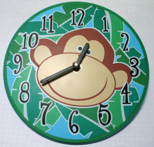 Monkeyclock