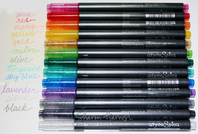 Copicspicapencolors